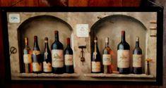 BIG Wine Lovers Kitchen Wall Decor Plaque by ozarkmtnhomestead, $17.97