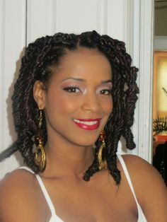 marley yarn twists | What type of braids should I get for the fall/winter? (Pictures in ...