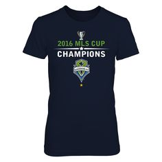 Seattle Sounders FC - 2016 MLS Cup Champions
