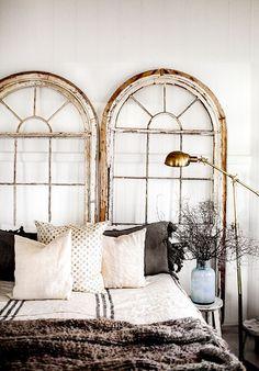 interior, bedroom, home decor, decorating ideas, rustic living, industrial living