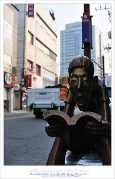 독서는 가난한자도 누릴 수 있는 부  -진골목