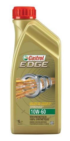 Castrol EDGE Huile Moteur 10W-60 1L: Performances Produit :  CARACTÉRISTIQUES : * Aide à l'optimisation de la performance à court et moyen…
