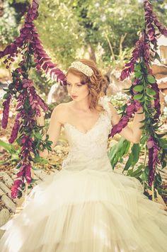 Garden Wedding Ideas in Marsala - Nadia Basson Photography Basson, Color Of The Year, Pantone Color, Marsala, Garden Wedding, One Shoulder Wedding Dress, Floral Design, Wedding Dresses, Green