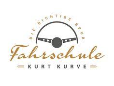 Exklusives Logo- und Corporate-Design für eine Fahrschule