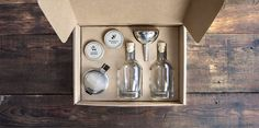 Such a simple and effective design (and product) | The Homemade Gin Kit