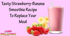 Today I will share a strawberry smoothie recipe, nicely sweetened and honey-decorated, bringing the nicest of my morning each time. Also, you can try this smoothie in the early afternoon to refresh and finish the day with positive attitude.        This interesting mix of colors and flavors also comes with a lot of health benefits. There