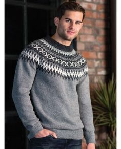 GearGearGearto be fucked Slow Fashion, Mens Fashion, Icelandic Sweaters, Knit Art, Mens Jumpers, Sustainable Clothing, Knitting Patterns Free, Autumn Winter Fashion, Knit Crochet