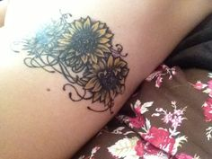 Sunflowers tattoo My Style | tattoos picture sunflower tattoo