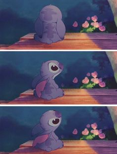 Stitch:)