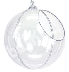 Clear Display Balls instead of flower ball