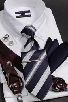 入学式・入園式におすすめ白シャツコーディネート #shirtstyle #shirt coordinate #mensfashion #dress shirt #Tie #necktie #メンズファッション #コーディネート #ワイシャツ