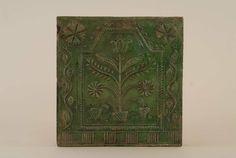 Tile from Kingdom of Hungary / Transylvania. Museum of Ethnography, Budapest (NM Old Pottery, Tree Of Life, Hungary, Beautiful World, Budapest, Folk Art, Tiles, Ceramics, Rugs