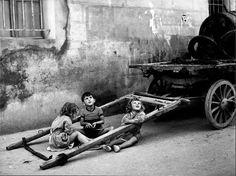"""Nino Migliori """"Gente del sud"""" 1956"""