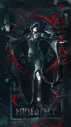 TES art,The Elder Scrolls,фэндомы,Skyrim,Ноктюрнал,Лорды Даэдра,TES Персонажи,KhajiitSawyer