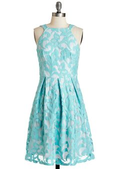 Inspiring Atmosphere Dress, #ModCloth