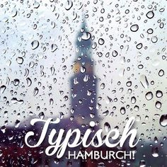 """""""Moin Hamburch ⚓️ Watt für'n Wetter ☔️ #typischhamburch #hamburg #welovehh #igershamburg #hamburgcity #ilovehh #wirsindhamburg #ig_deutschland…"""" Hamburg City, Hamburg Germany, Big Baths, Dancing In The Rain, Instagram Posts, Type 3, Travelling, Facebook, World"""
