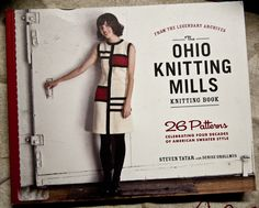 Posting a book review of the great book over on Craft Leftovers: http://www.craftleftovers.com/book-review/review-the-ohio-knitting-mills-knitting-book/
