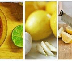 Valkosipuli ja sitruuna ovat loistavat tuotteet kolesterolin alentamiseksi, ja niistä syntyy kätevästi vanha kiinalainen hoito.