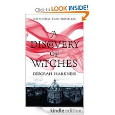 A Discovery of Witches - packed in my bag, starting it tonight on the way home