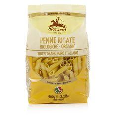 Sert buğday Penne rigate - 500 gram