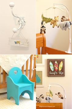 Coed Nursery Inspiration