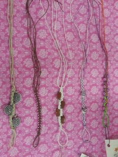 Barefoot sandals made by me. :) at Rose's Craft Corner.