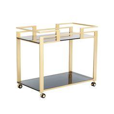Winifred Bar Cart