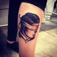 PARI CORBITT.(WA ink tattoo)