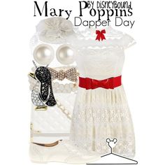 """Mary Poppins"" by lalakay on Polyvore"