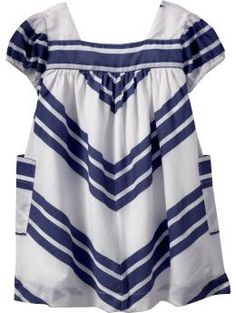 so cute and you can score this for about $12 today at OLD NAVY...gotta love a little girl in Chevron