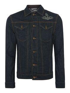 Casual Non Waterproof Button Denim Jacket