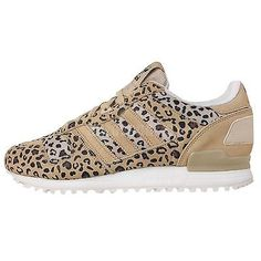 new product 19532 d4f2e Adidas Originals ZX 700 Leopard Cheetah 2015 Retro Running Sneakers Casual  Shoes. Zapatillas ...