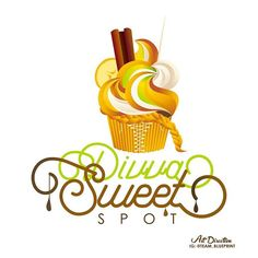 Logo Design for @divvasweetspot ------------------------------------------ 📞☎ Contact me 5046105691 for your next project.  Monday - Friday 10a to 7p Saturday 10a to 6 Sunday UNAVAILABLE ------------------------------------------ Email 24 hrs 📧 Info@teamblueprintonline.com ------------------------------------------ Allow 24 to 48 hrs for response ------------------------------------------ Payment must be made before project starts. If needed less than 24 to 48 hrs add an additional $25…