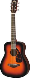 cool 3/4 Time: Yamaha Expands Small Body Acoustic Guitar Lineup With Solid Top JR2S