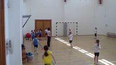 Labdás játékok IV. Basketball Court, Youtube, Youtubers, Youtube Movies