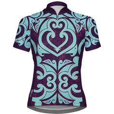 2eeb60168 Maori Women s Cycling Jersey from Primal Wear cycle gear