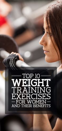 Weight training, as the name suggests, is a type of strength ...