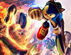 Wallpaper do Sonic