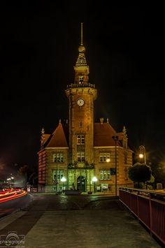 Dortmunder Hafen by Sascha Niklas