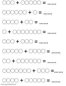 math worksheet : kralenstaafjes  montessori math worksheets and worksheets : Montessori Worksheets For Kindergarten