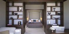 Alila Villas Soori by SCDA Architects in Bali Indonesia - bedroom