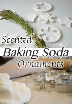 Scented Baking Soda