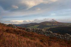 Wicklow Mountains, Co. Wicklow, Ireland