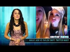 Hailie Jade Mathers and Taylor Swift Fight! Eminem M&m, Hailie Jade, Taylor Swift, Daughter, Places, Music, Youtube, Musica, Musik