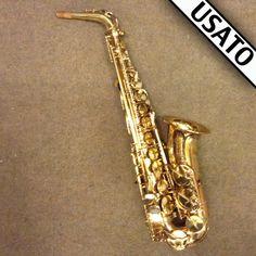 Sassofono Alto Selmer Super Action 80 II Usato del 1987.
