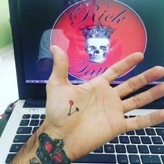Rick Tattoo Studio Atendimento Personalizado  Agende seu horário Av inconfidência mineira, 138 Galeria Vila Rica  WhatsApp  11 96399-1631 Aceito cartão de crédito e parcele em até 12*