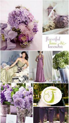 I love lavender and sage together!