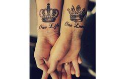 59 Mejores Imágenes De Tatuajes De La Amistad Cute Tattoos