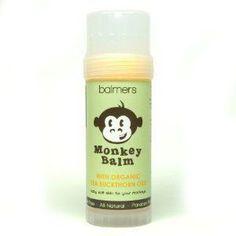 DIY Skin Care Recipes : Best Buy Balmers Monkey Balm Organic Sea Buckthorn Eczema Remedy Balm 2-ounce