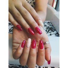 #manikyr #neglforlengelse #negler #gelpolish #manicure #nailextensions #nails #nailsart #jolantafrisor Manicure, Nails, Gel Polish, Projects To Try, Nail Art, Nail Bar, Finger Nails, Ongles, Gel Nail Varnish